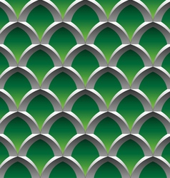 Cage seamless pattern vector