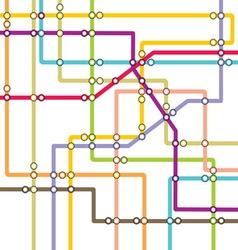 Subway1 vector