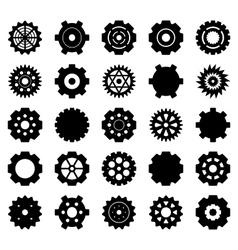 Gear set vector