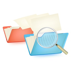Searching and moving files vector