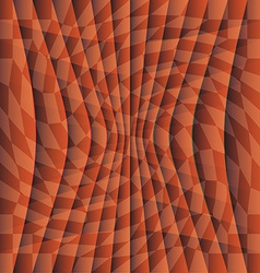 Abstract checkered background vector