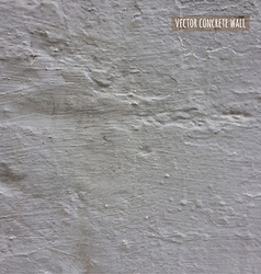 Concrete wall vector