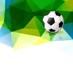 Football design background vector
