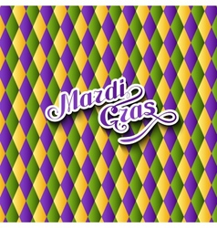 Mardi gras or shrove tuesday label vector