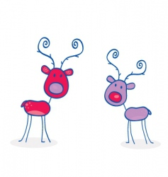 Doodle christmas vector
