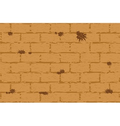Wailing wall vector