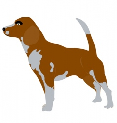 Pointer for hunt vector