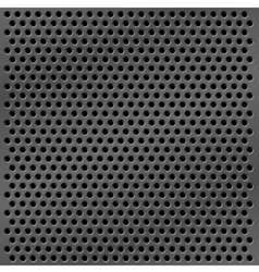 Metal mesh background vector