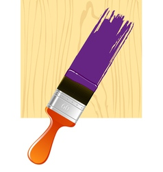 Brush flejts vector