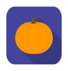 Flat design icon for halloween vector