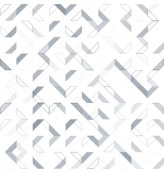 Geometric seamless geometric pattern vector