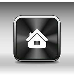 House icon home symbol element web vector