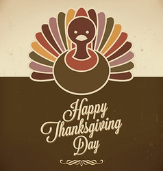 Thanksgiving design vector
