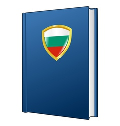 Constitution of bulgaria vector