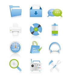 Web icons 15 vector