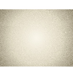 Old canvas texture grunge background vector