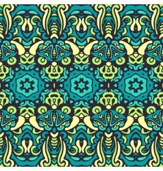 Ornamental abstract seamless background vector