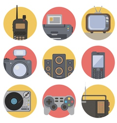 Media technology vector