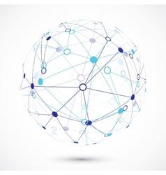 Global network vector