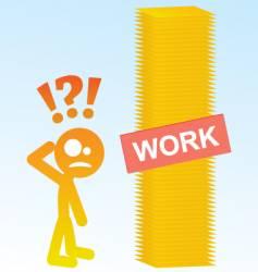 Work load vector