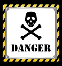 Caution design vector