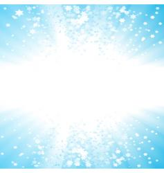 Party stars copy space background vector