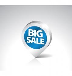 Sale retail tag vector