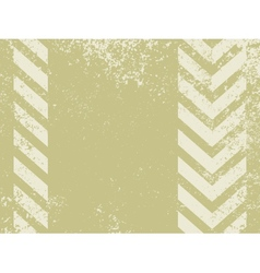 Hazard stripes background vector