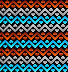 Celtic linen pattern vector