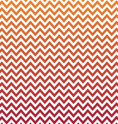 Zigzag pattern background retro vintage design vector