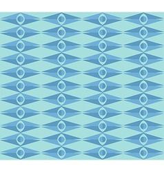 Ornamental geometric seamless pattern vector
