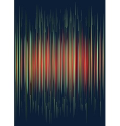 Abstract colorful striped background vector