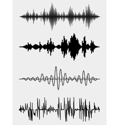 Sound waves vector