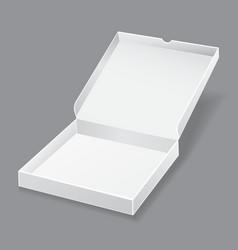 Box pizza vector