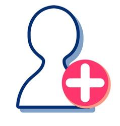 Hospital symbol vector