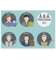 Profession people vector