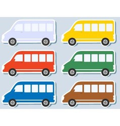 Set of isolated minibus vector