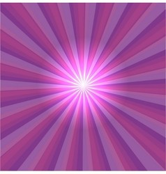 Purple background with lens flare vector