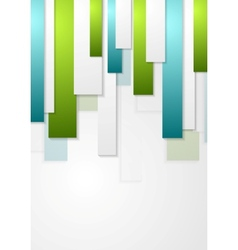 Abstract corporate stripes background vector