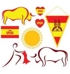 Spain vector