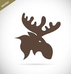 Deer moose vector