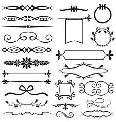 Design element set vector