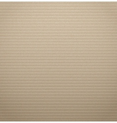 Texture of cardboard with the striped pattern vector