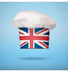British national cuisine vector
