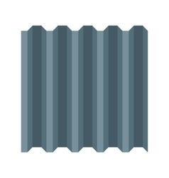 Metal sheet vector