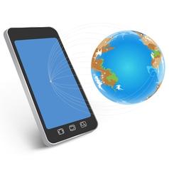 Network worldwide vector