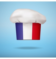 French national cuisine vector