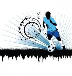 Football forever vector
