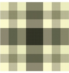 Color fabric plaid seamless vector