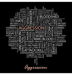 Aggression vector